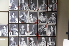 The Walking Dead Character Portraits